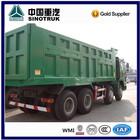 Sinotruk 8x4 12-wheel dump truck tipper trailer