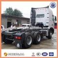 Sinotruk howo camión tractor, 6x4 camión tractor, mercedes 6x4 camión tractor
