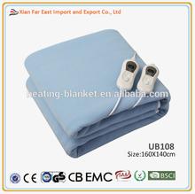 Warming Housewares Full Heating Mattress Pad Electric Blanket Heating Blanket Polar Fleece Blanket