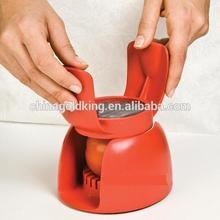 manual plastic onion tomato cutter