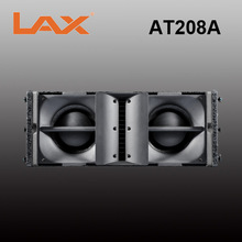 LAX AT208A Two-way active double 8 inch line array/ two-way mini line array/two-way active line array