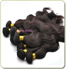 HOT sale wholesale virgin human hair extensions make sure hair quality