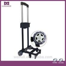 Lockable Button Detachable Bag Handles Leisure Luggage Handle Parts