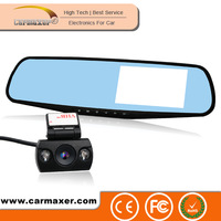 sole and newest boxchitA10 high resolution 4.3'' rearview mirror 1080p car dvr