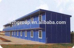 modern prefab house / fast installed prefab dormitory