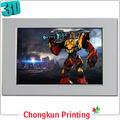 stampa 3d lenticolare lupo immagine 3d per il regalo