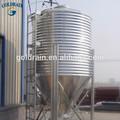 de acero inoxidable de maíz del silo de almacenamiento con buenos comentarios