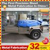 OEM or ODM motorcycle camper trailers with 32-year experience