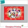 3d линзовидные печати 3d христианской фотографии для подарка