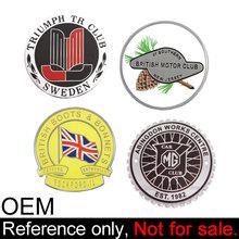 3d Batman Metal Chrome Badge Car Emblem