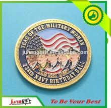 cheap custom metal badge diamond nose pin designs