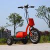 green energy brushless three wheel cargo bike