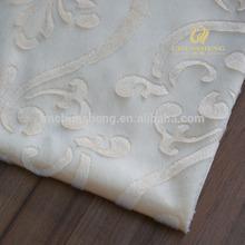 100% polyester brushed velboa flower