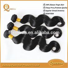 Factory supplier 100% wavy 8-30inch wholesale unprocessed virgin brazillian hair