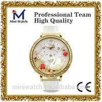 2013 hot sale vogue fashion ladies wrist watch polymer clay handmade women watch