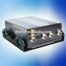 12v cctv bus high focuse h.264 dvr remote desktop system