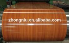 Wooden Grain PPGI/PPGL