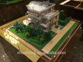 nouveau produit 3d acrylique modèle architectural pour la villa design service