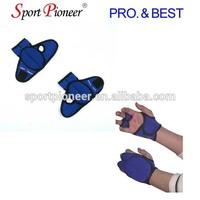 Blue Neoprene Gym Glove Weighted Cardio Workout Glove Athletic Works Weight Gloves
