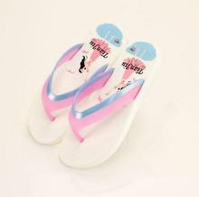 cheap wholesale women summer beach flip flops soles