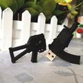 pistola de forma usb flash drive pistola ametralladora usb 1tb stick usb de memoria flash