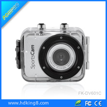 1080P Full HD Car Recorder Bicycle Action Camera Waterproof extreme Sport Helmet Cam