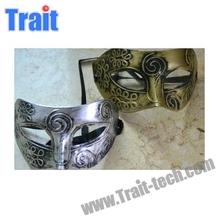 Silver Antique Retro Cool Mask Masquerade Venetian Masks Classical Retro Mask