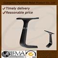 Pp braço para cadeira de escritório mesh móveis de peças de reposição ac-37