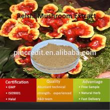 Red Reishi Extract/Yunzhi Reishi Mushroom Extract/Reishi Mushroom Extract