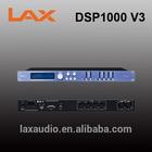 LAX DSP1000 V3 audio system digital signal processor