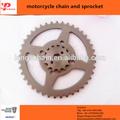 De calidad Superior especificación estándar 428 H cadenas de bicicleta y piñones