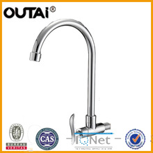 Brass valve core and ceramic seal pull out Kitchen Faucet