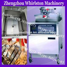 Small frying machine/fried chicken furnace/chicken nuggets frying machine