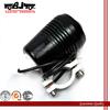 BJ-SPL-001 12V Black 30W dirt bike motorcycle universal vision headlight