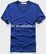 14SHT3001 mens' fashion short sleeves tshirt 100% linen