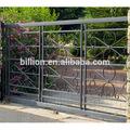 cuadros decorativos de hierro de los modelos de puertas