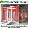 auto economic spray booth