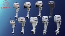 4 stroke outboard motors