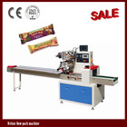Ketian High Speed Horizontal snack bar packaging equipment