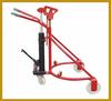 hydraulic manual oil drum pallet truck