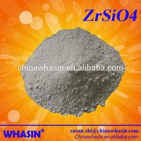 ZrSiO4 63% zirconium silicate powder