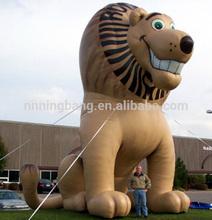 NB-CT1046 Ningbang Hot Sale inflatable 3D cartoon animal / Lion King china factory