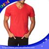 wholesale blank t shirts made in china/men t shirts/v neck t shirts
