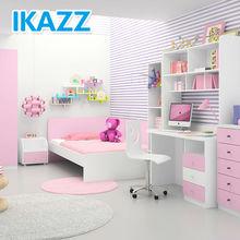 queen pink bed,pink bedroom furniture set,pink bedroom set