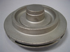 lost wax pump impeller casting