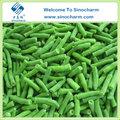venta al por mayor congelado iqf verde string frijoles verduras espárrago
