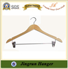 Antique Plywood Wooden Pants Hangers for Clothes