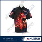 New Design sublimation custom motorcycle racing shirt