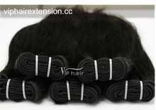 Dark black remy yaki hair extensions uk