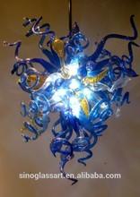 Supply Unique Attractive Art Glass Home Chandelier Pendant Lighting
